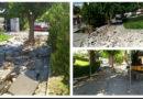 Ηλιούπολη: Φτιάχνουν τα πεζοδρόμια της Βενιζέλου