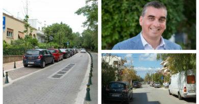 Γιάννης Κωνσταντάτος: «Από το φθινόπωρο η εφαρμογή ελεγχόμενης στάθμευσης, στο Ελληνικό»