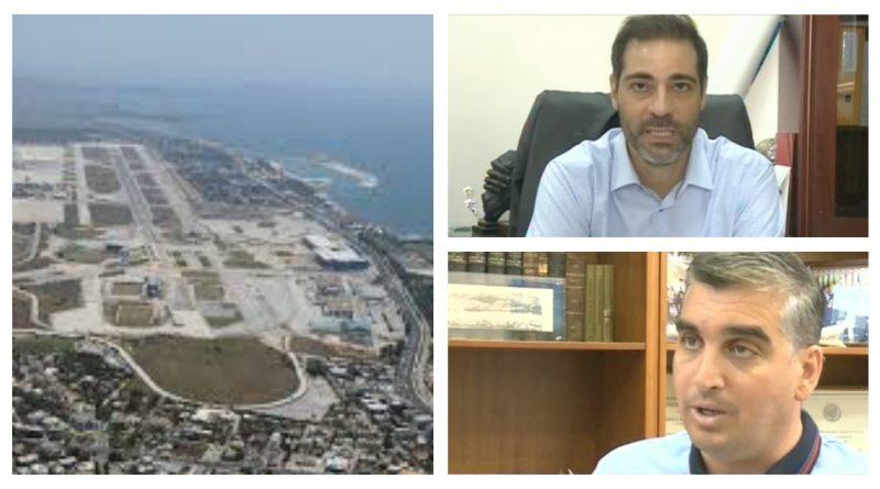 Χοντραίνει η αντιπαράθεση ανάμεσα στους δήμους Αλίμου και Ελληνικού-Αργυρούπολης