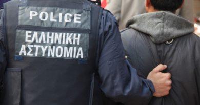 Συλλήψεις διαρρηκτών στο Παλαιό Φάληρο