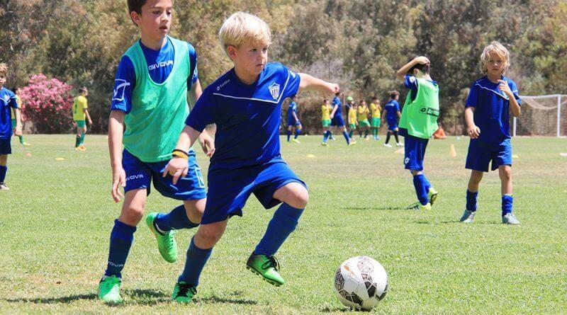 Θερινές ακαδημίες ποδοσφαίρου για παιδιά 7-12 ετών στον ΑΟΒ