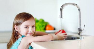 Αλλάξτε την ποιότητα της ζωής σας με καθαρό, υγιεινό, ασφαλές νερό