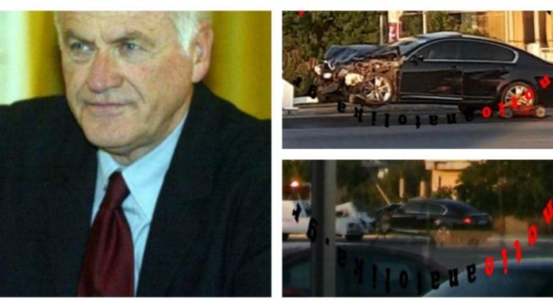 Τροχαίο στην Αθηνών – Σουνίου: Νεκρός ο γνωστός καρδιοχειρουργός Χρήστος Λόλας και η σύζυγός του (ΕΙΚΟΝΕΣ)