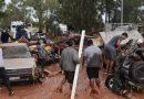 Το ΑΝΩ-ΚΑΤΩ στο Καλαμάκι μαζεύει τρόφιμα και είδη πρώτης ανάγκης