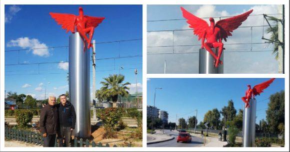 Παλαιό Φάληρο: Ανακοίνωση Χατζηδάκη για το γλυπτό στην παραλιακή