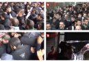 Το αυθεντικό βίντεο από την έφοδο των οικοδόμων στο Υπουργείο Εργασίας