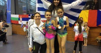Πολυξένη και Μαρίλια, συγχαρητήρια!!!