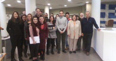 Hλιούπολη: Επίσκεψη στο Μουσείο Εθνικής Αντίστασης
