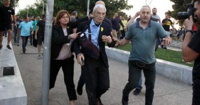 Ανδρέας Κονδύλης: Βρικόλακες! Ξύπνησαν ξανά στις 19 Μαΐου του 2018 στη Θεσσαλονίκη