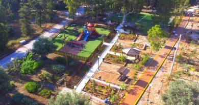 Άνοιξε το Πρότυπο Οικογενειακό Πάρκο στην καρδιά του Ελληνικού (ΕΙΚΟΝΕΣ)