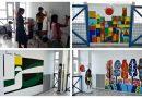 Σε γκαλερί παιδικής τέχνης μεταμορφώθηκε το 4οΔημοτικό Αλίμου (ΕΙΚΟΝΕΣ)