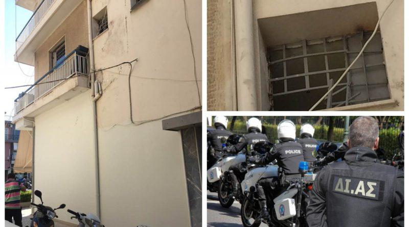 Επικίνδυνοι Αλβανοί κακοποιοί απέδρασαν από το Α.Τ Αργυρούπολης (ΕΙΚΟΝΕΣ)
