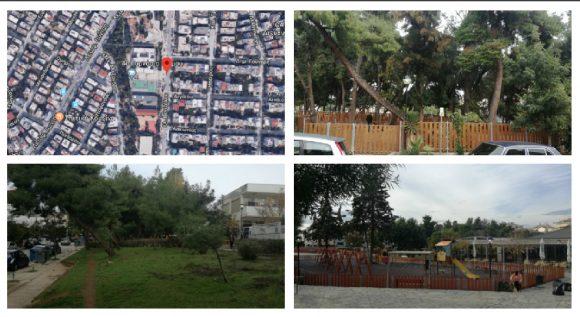 Άλιμος: Πρόταση για την αναβάθμιση – αστική ανάπλαση της Πλατείας Καραϊσκάκη,